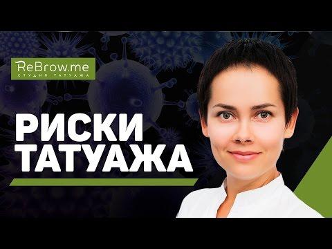 Перманентный макияж (татуаж) бровей в Минске: фото, цены