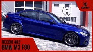 NĚCO!O #2 - BMW M3 F80 SanMarino Blue