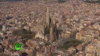 3D-модель храма Святого Семейства в Барселоне(Власти Испании обнародовали анимационную 3D-модель храма Святого Семейства в Барселоне (La Sagrada Familia), который..., 2013-10-04T09:06:56.000Z)