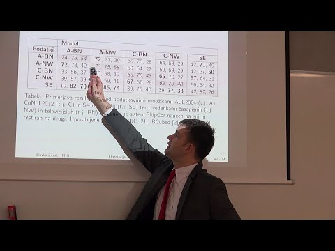 Slavko Zitnik's PhD Defense