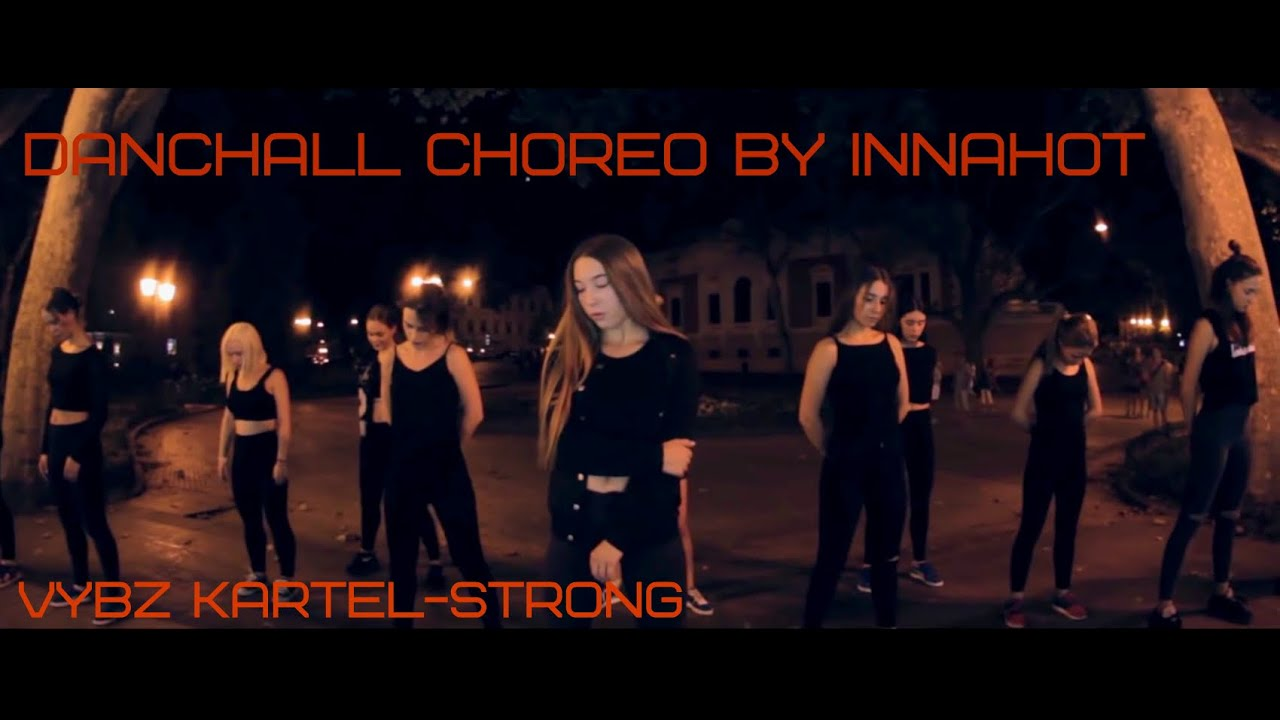 Dancehall Choreography By INNAHOT