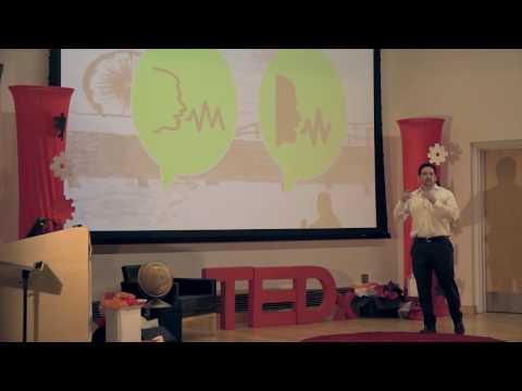 LanguageMatters  Aria Razfar  TEDxUofIChicago