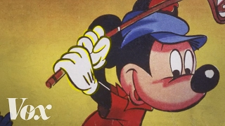 Why cartoon characters wear gloves thumbnail