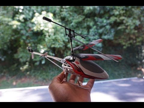 Toys R US Jawbreaker RC Helicopter