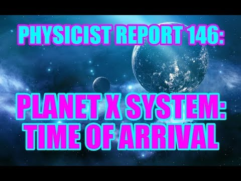 Planet x arrival date in Perth