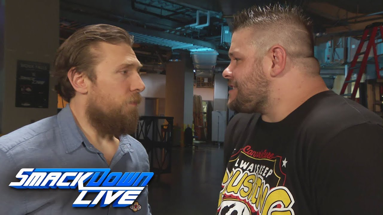 Daniel Bryan reveals Mr. McMahon will be at SmackDown: SmackDown LIVE, Sept. 5, 2017