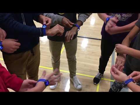 IHT ZONE Wrist HRMs - JMS School Use Video