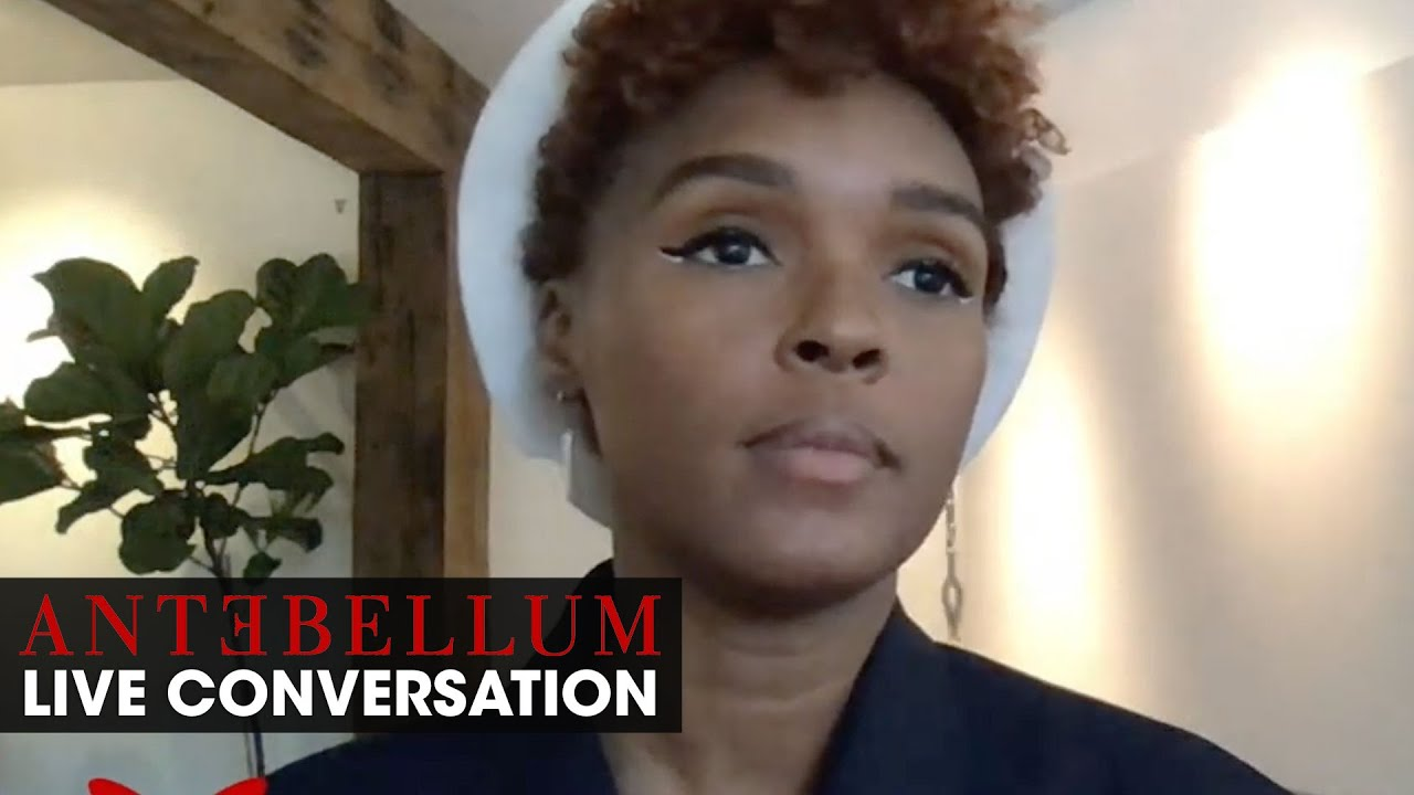 Antebellum (2020 Movie) Live Conversation | Presented by Prime Video – Janelle Monáe
