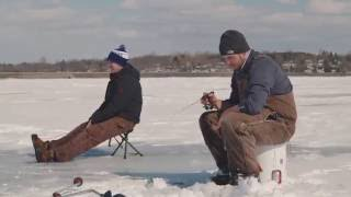 Ice Fishing in Peterborough & the Kawarthas