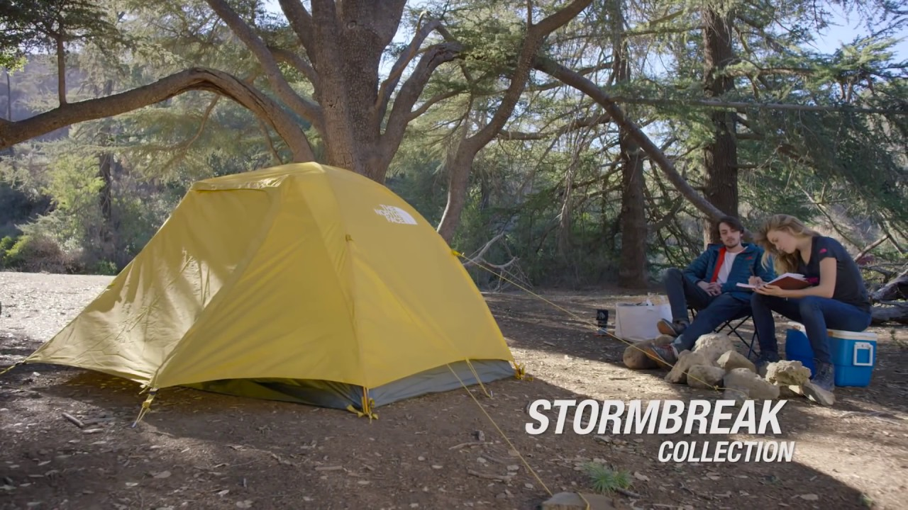 & The North Face Stormbreak 2 Tent at REI