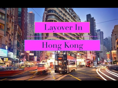 Hong Hong Vlog…Layover In Hong Kong…Travel Vlog…Black Girl Traveling