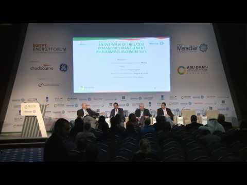 Egypt Energy Forum   An Overview of the Latest Demand Side Management Programmes and Initiatives