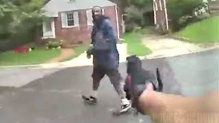 Bodycam Footage Of Fatal Officer-Involved Shooting in Maryland thumbnail