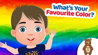 Kids Music | Colors (Say Yes)