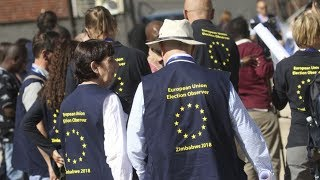 Breaking News!  2018 Election in Cameroon: European Union Will Not Observe Election in Cameroon!