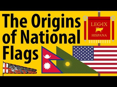 The Origins Of National Flags - Flags Explained