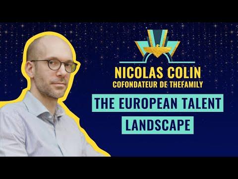 The European Talent Landscape - with Nicolas Colin, Balderton, Aircall & Side