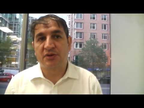 Kurdish Political Party Rep Gives Goals