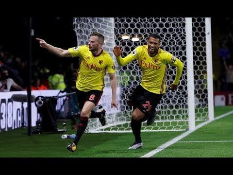 Arsenal vs Watford Highlights Quick | Watford 2-1 Arsenal 14 Oct 2017