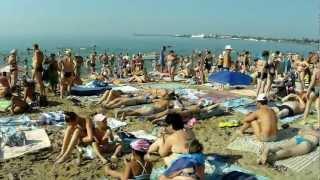 Евпатория. Пляж СОЛЯРИС.(Ужас!, 2012-09-02T15:39:45.000Z)