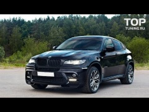 Perednij Bamper Performance Exclusive Tyuning Bmw X6 E71