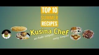 Top 10 Summer Recipes | Business Recipes