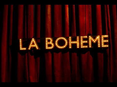 "Puccini's ""La Boheme"" Selected Excerpts -- Steve Clark, principal clarinet"