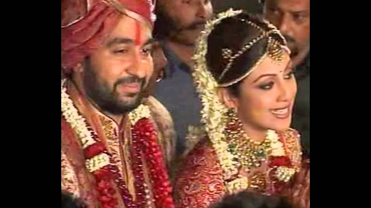 Shilpa Shetty Marriage With Raj Kundra Photos