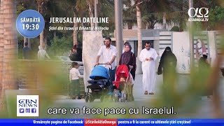 Trailer Jerusalem Dateline | 24 octombrie 2020