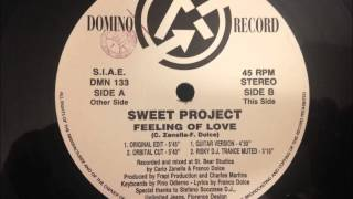 Sweet Project - Feeling Of Love