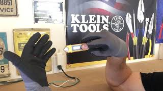 Quick Tool Review on the Klein NCVT - 41R Non Contact Tester