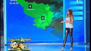 Vremea cu Flavia Mihăşan 30/01/2015