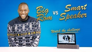 BIG ROM VS SMART SPEAKER | INTER CHRISTMAS 2019 CHALLENGE 🤣🎄