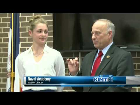 Meeghan Rodamaker Accepted to Naval Academy