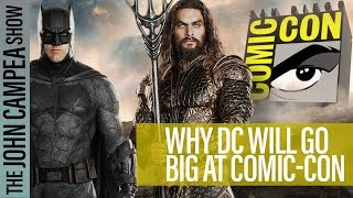 Aquaman Trailer Plays At Festival, Why DC Will Go Big At Comic-Con