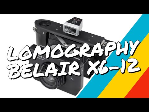 ARS_Analog: B wie Lomography BELAIR X6-12
