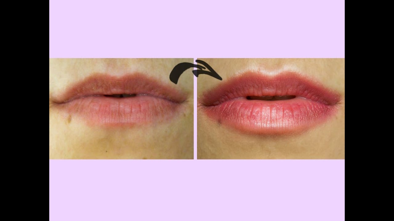 How to make your lips bigger without makeup