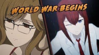 Kurisu Overshadowing Maho - Steins;Gate 0 Episode 10