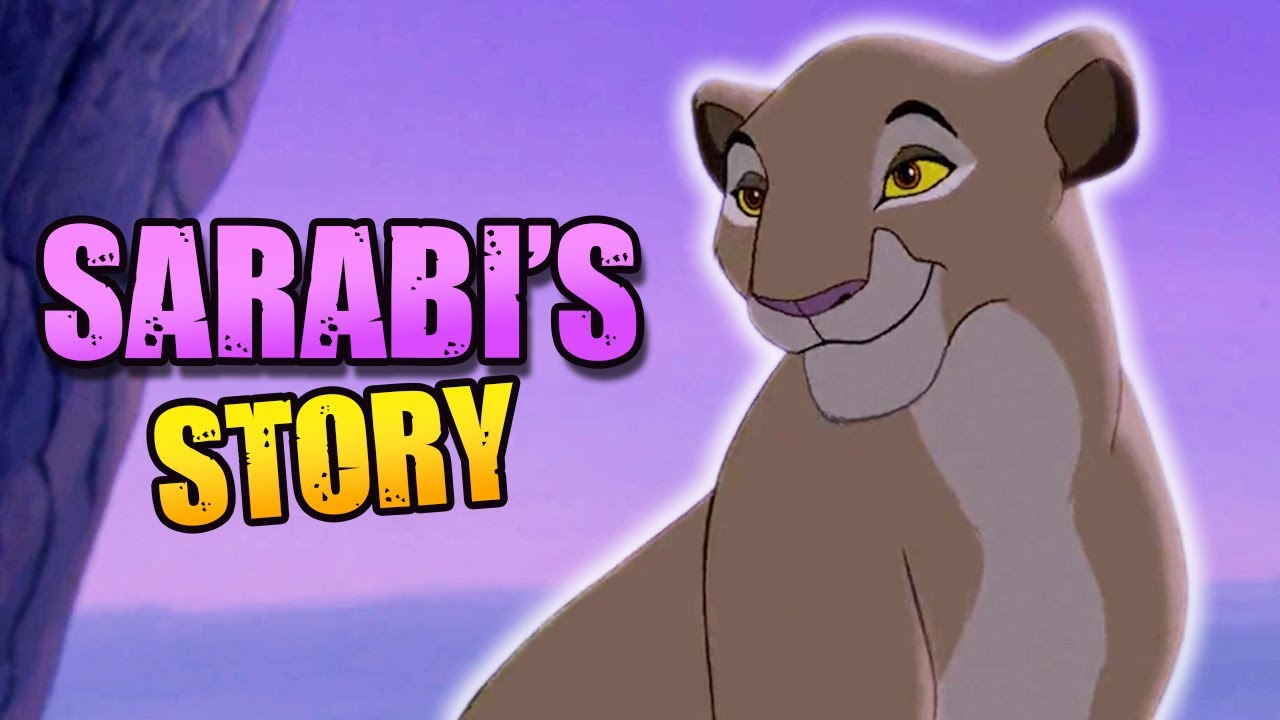 Download Sarabi's Story   The Lion King