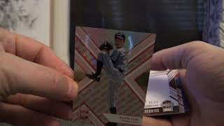 "2018 Panini Elite Extra Edition Baseball 6 Box ""Serial #s' GB Part 2/2"
