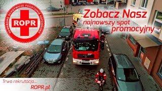 ROPR - Rowerowe Ochotnicze Pogotowie Ratunkowe - Przykład działań: Potrącenie rowerzysty