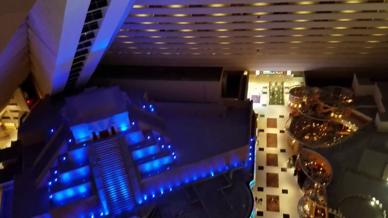 Inside Luxor Hotel Las Vegas
