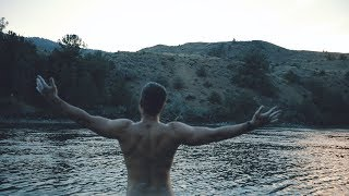 FISHING & BATHING IN THE WILD WILD WEST   VLOG 019
