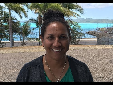 Meet Phyllis: Thursday Island Service Centre Manager