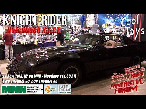 Fantastic Forum Cool Toys - Knight Rider K.I.T.T. Replica