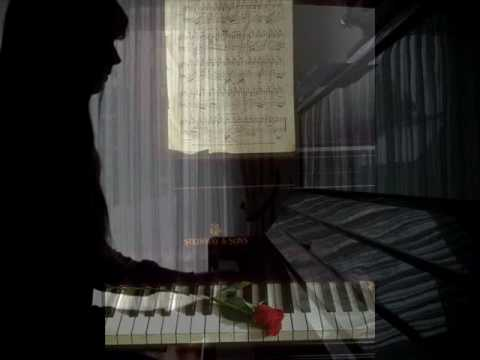Schwarzer Traum - Klavier - Selfmade
