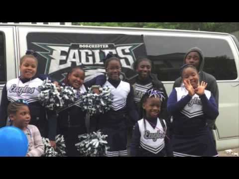 The Best Pop Warner Team in New England and Boston - Powerhouse Dorchester Eagles