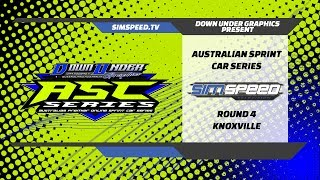 Australian Sprint Car Championship  |  Round 4  |  Knoxville