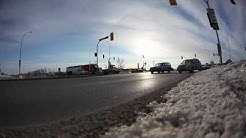Talking to drivers at Winnipeg's most dangerous intersection