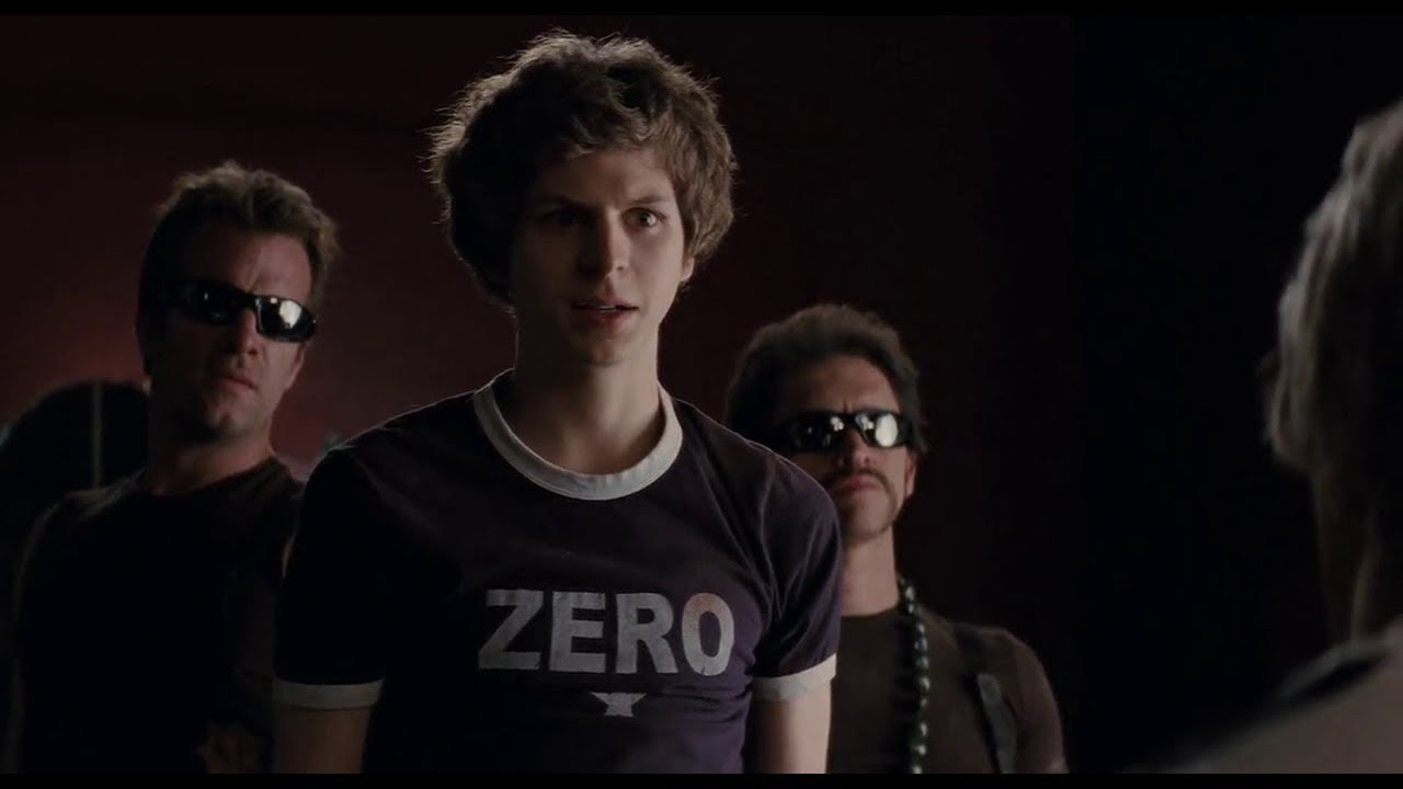 ac0f04d8e7e Scott Pilgrim - Camiseta Zero Star - YouTube